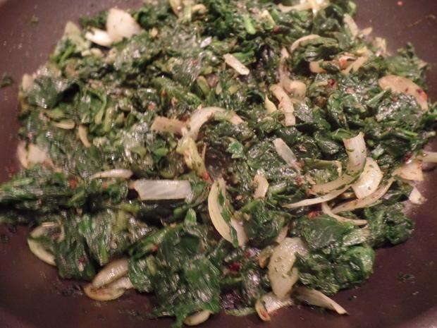 Gemüse-Maultaschen -Spinat-Auflauf - Rezept - Bild Nr. 5652