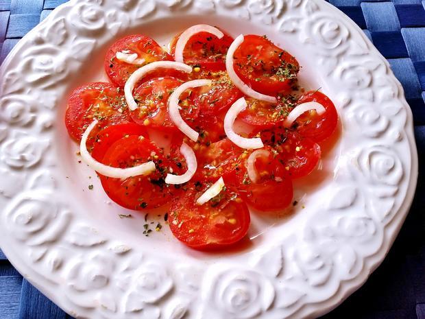 Paprika-Ragout vom Schwein - Rezept - Bild Nr. 5659