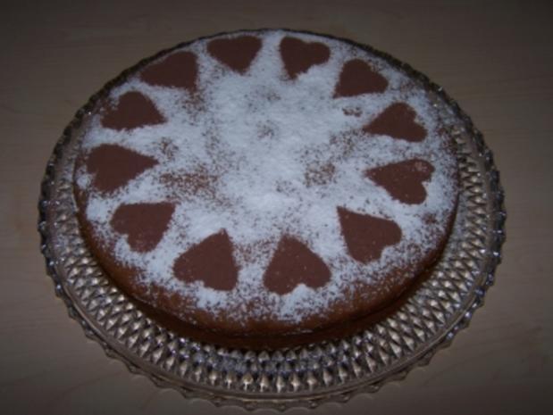 Schoko-Mokka-Kuchen - Rezept