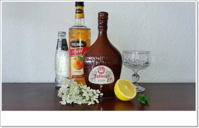 """Jadwiga- Träume""➯  Cocktail - Rezept - Bild Nr. 5655"