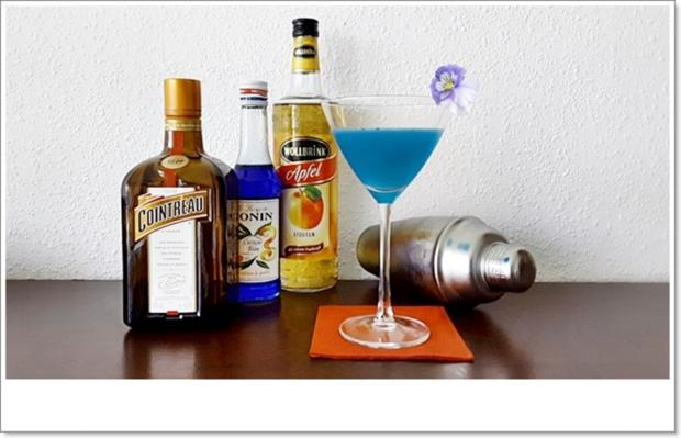 Cointreau Teese ➯ Cocktail - Rezept - Bild Nr. 5656
