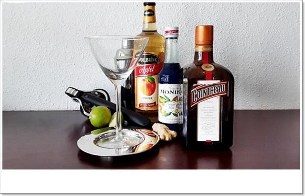 Cointreau Teese ➯ Cocktail - Rezept - Bild Nr. 5657