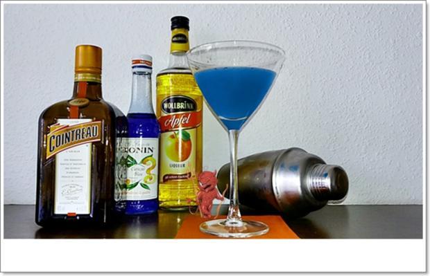 Cointreau Teese ➯ Cocktail - Rezept - Bild Nr. 5662