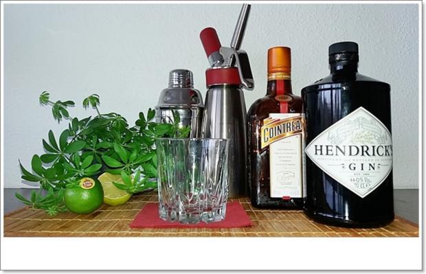 Gin-Waldmeister  ➯ Cocktail - Rezept - Bild Nr. 5665
