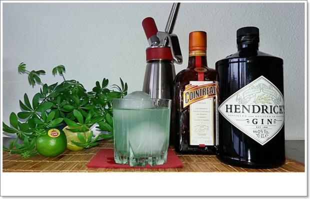 Gin-Waldmeister  ➯ Cocktail - Rezept - Bild Nr. 5669
