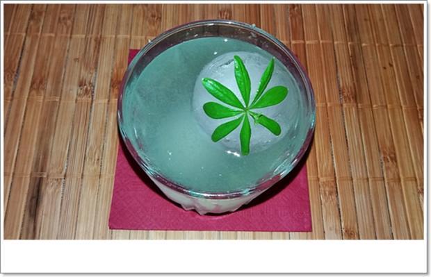 Gin-Waldmeister  ➯ Cocktail - Rezept - Bild Nr. 5670