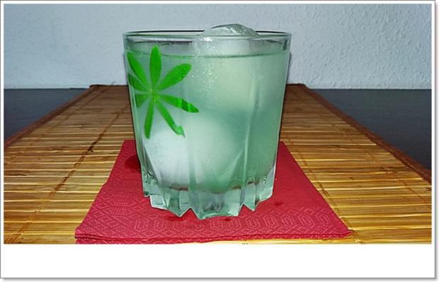 Gin-Waldmeister  ➯ Cocktail - Rezept - Bild Nr. 5671
