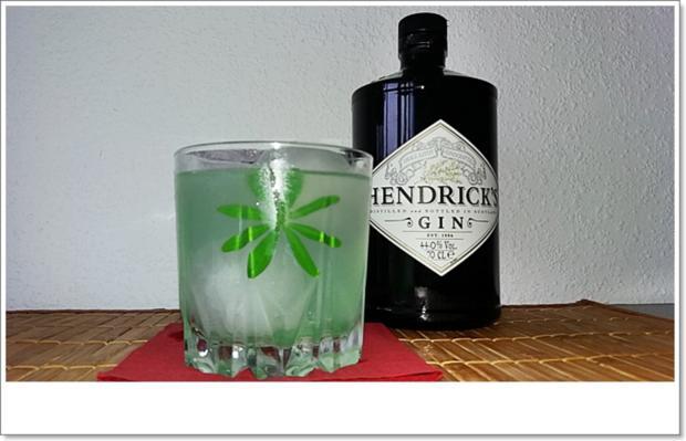 Gin-Waldmeister  ➯ Cocktail - Rezept - Bild Nr. 5672