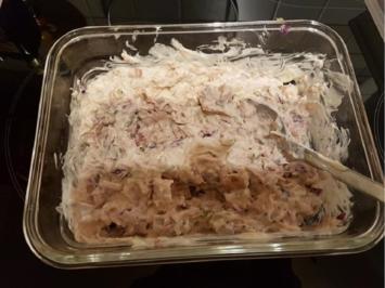 Rezept: Thunfisch-Salat für die Brotzeit