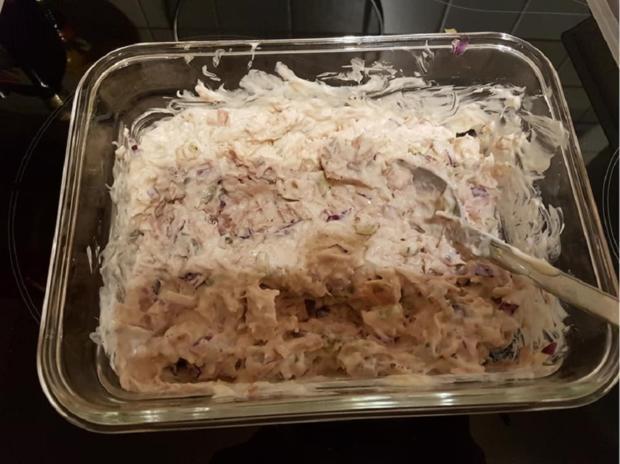 Thunfisch-Salat für die Brotzeit - Rezept - Bild Nr. 2