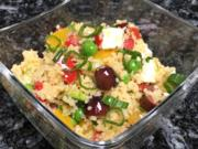 Mediterraner Couscous-Salat - Rezept - Bild Nr. 2