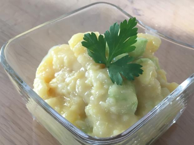 Bayrischer Kartoffelsalat - Grundrezept - Rezept - Bild Nr. 2