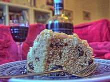 Espresso-Kirsch-Kuchen mit Streuseln - Rezept - Bild Nr. 2