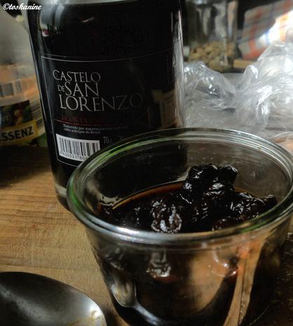 Espresso-Kirsch-Kuchen mit Streuseln - Rezept - Bild Nr. 4