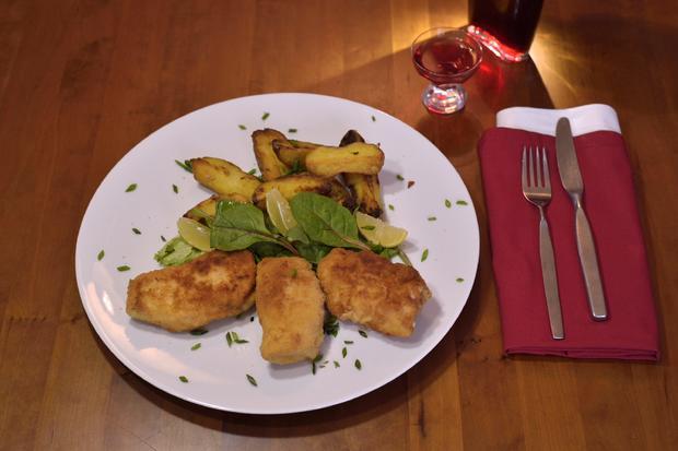Chicken Kyiv - Rezept - Bild Nr. 2