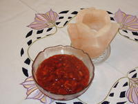 Scharfe Honig Chili Soße  - Rezept - Bild Nr. 3