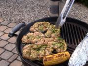 Jerk Chicken – Jamaikanisches gegrilltes Hähnchen - Rezept - Bild Nr. 5685