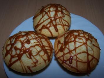 Toffee-Muffins - Rezept