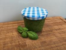 Tim´s grünes Pesto / Pesto verde - Rezept - Bild Nr. 2