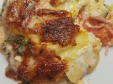 Kartoffeln mit reichlich Käse - Rezept - Bild Nr. 5693