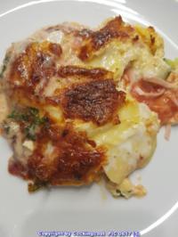 Biggi`s Ofengerichte = Kartoffeln mit reichlich Käse - Rezept - Bild Nr. 5693