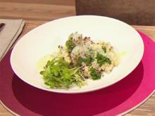Nudeln mit Chili-Mascarpone-Sauce und Zicklein (Gesine Cukrowski) - Rezept - Bild Nr. 2