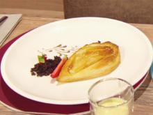 Tarte Tatin Poire (Gestürzter Birnenkuchen) (Blick in Nelsons Topf) - Rezept - Bild Nr. 5690