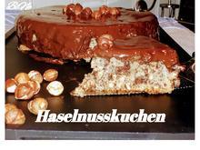BiNe` S HASELNUSSKUCHEN - Rezept - Bild Nr. 5700