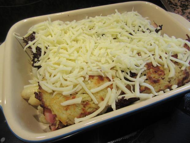 Gemüse: Spargel, versteckt in Kartoffelpuffern - Rezept - Bild Nr. 5701