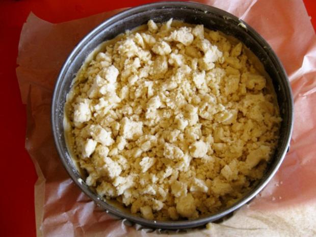 Streuselkuchen mit Vanillepudding - Rezept - Bild Nr. 10