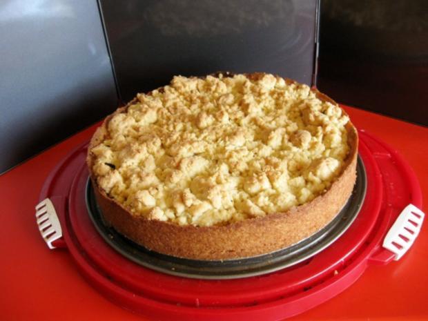 Streuselkuchen mit Vanillepudding - Rezept - Bild Nr. 12