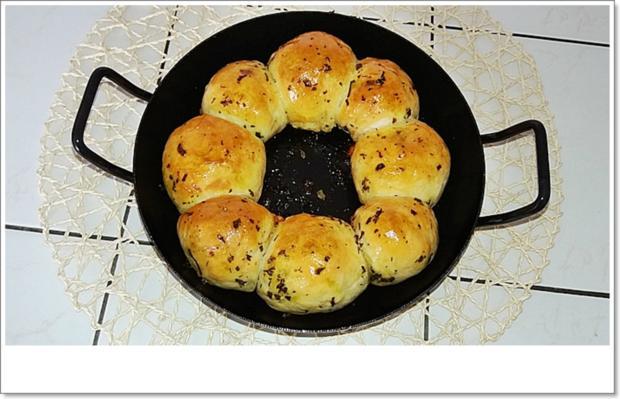 Party- Bällchen aus dem Ofen und BBQ Sauce dazu - Rezept - Bild Nr. 5708