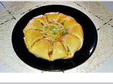 Party - Ring mit Hack und Gemüse - Rezept - Bild Nr. 5698