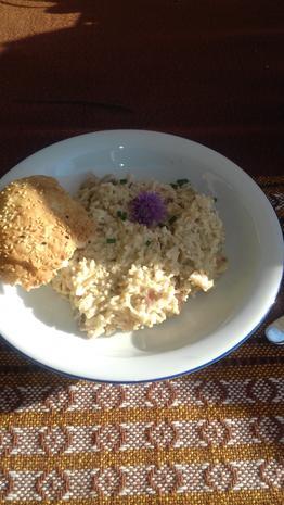Pilz Reis Pfanne - Rezept - Bild Nr. 2