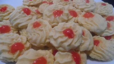 Custard Cookies - Rezept - Bild Nr. 5721
