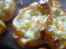 Pudding-Brezeln - Rezept - Bild Nr. 5756