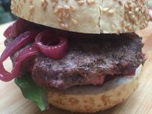 Wildschwein Burger - Rezept - Bild Nr. 5759