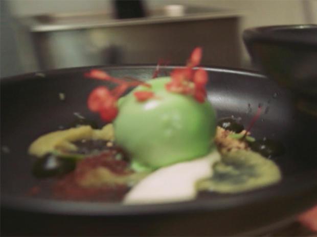 Runde Sache (Milch, Apfel, Chili, Minze, Schokolade) - Rezept - Bild Nr. 2