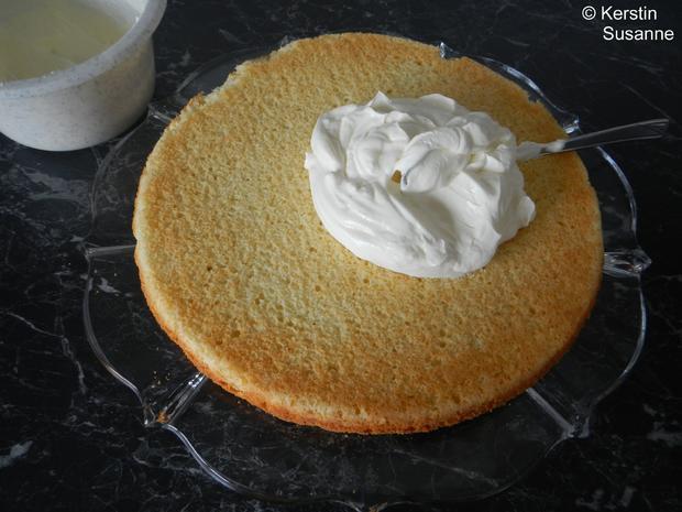 Erdbeer-Schmand-Torte - Rezept - Bild Nr. 5807