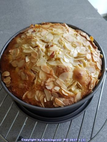 "Oma Löffel`s Kuchen = Apfel ""Mandelkuchen"" im MINI Format - Rezept - Bild Nr. 5"