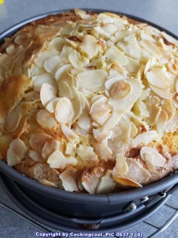 "Oma Löffel`s Kuchen = Apfel ""Mandelkuchen"" im MINI Format - Rezept - Bild Nr. 7"
