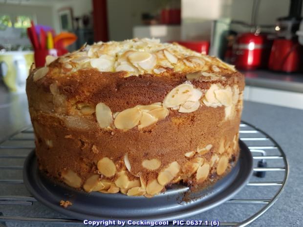 "Oma Löffel`s Kuchen = Apfel ""Mandelkuchen"" im MINI Format - Rezept - Bild Nr. 8"
