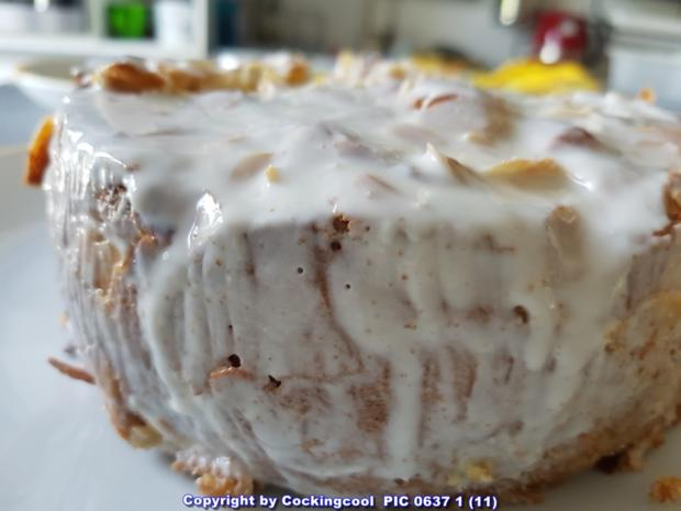 "Oma Löffel`s Kuchen = Apfel ""Mandelkuchen"" im MINI Format - Rezept - Bild Nr. 10"