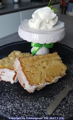 "Oma Löffel`s Kuchen = Apfel ""Mandelkuchen"" im MINI Format - Rezept - Bild Nr. 5817"