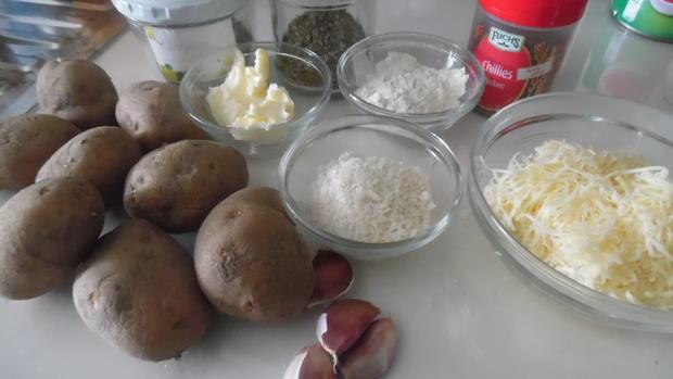 "Potato Bites ""crunchy"" - Rezept - Bild Nr. 8"
