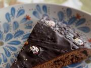 Schlichter Schokoladen-Kuchen - Rezept - Bild Nr. 2