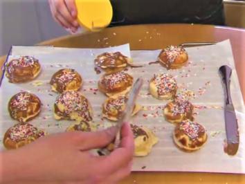Mini-Donuts mit Donut-Maker - Rezept - Bild Nr. 2