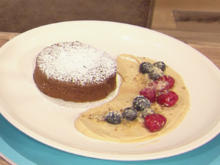 Schokoladenkuchen mit Espressocrème (Blick in Alis Topf) - Rezept - Bild Nr. 2