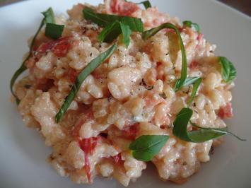Tomaten-Risotto - Rezept - Bild Nr. 5823