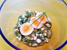 Schnittlauch-Salat mit Eiern ... - Rezept - Bild Nr. 2